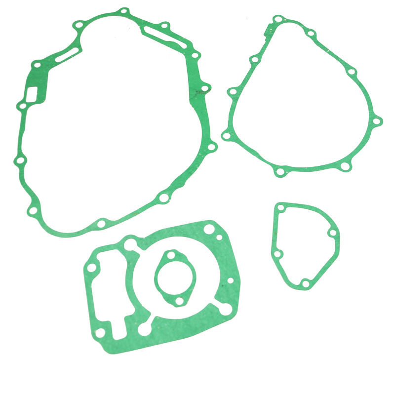 LOPOR For <font><b>HONDA</b></font> CRF150F CRF 150F 2006-2014 Motorcycle Crankcase Covers <font><b>Engine</b></font> Cylinder Gaskets kit set image