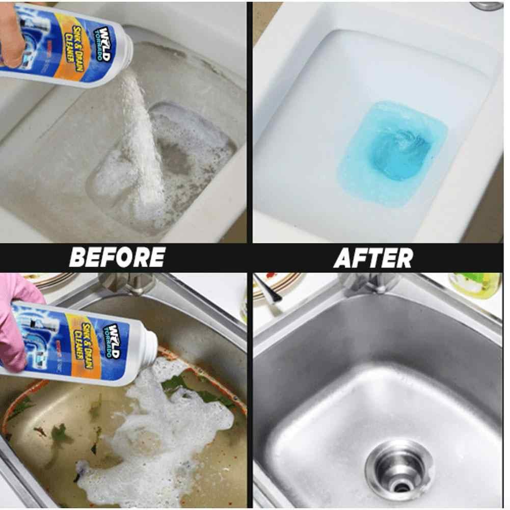 עוצמה חפירת צינור סוכן חזק כיור ניקוז מנקה עבור מטבח ביוב אסלת Closestool סתימה