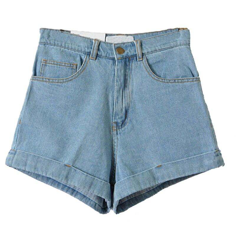 Popular Cheap High Waisted Denim Shorts-Buy Cheap Cheap High