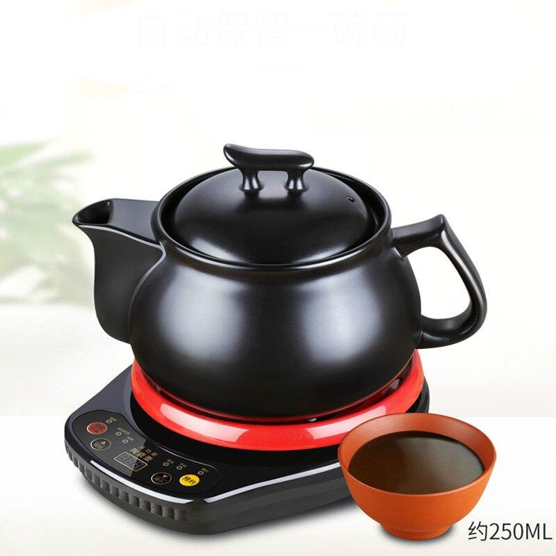 Электрический чайник полностью автоматический отвар традиционной китайской медицины горшок анти защита от сухого