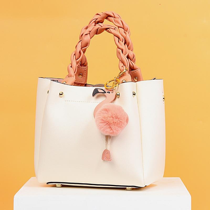 new Messenger bag shoulder bag retro fashion handbags designer bags famous brand women bags 2018 women leather handbags стоимость