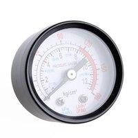 Air คอมเพรสเซอร์นิวเมติกไฮดรอลิกของเหลวเครื่องวัดความดัน 0 12Bar 0 180PSI ใหม่|ชิ้นส่วนพัดลม|เครื่องใช้ในบ้าน -