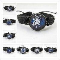 US $1 89 |Aliexpress com : Buy infinity love zodiac Bracelet pisces virgo  aries bangles scorpio bracelet taurus gift capricorn bracelet from Reliable