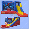 HOT Spiderman Inflatable Bouncy Castle for rental business,Commercial Inflatable Bouncer ,Inflatable Slide Pool Free Shipping