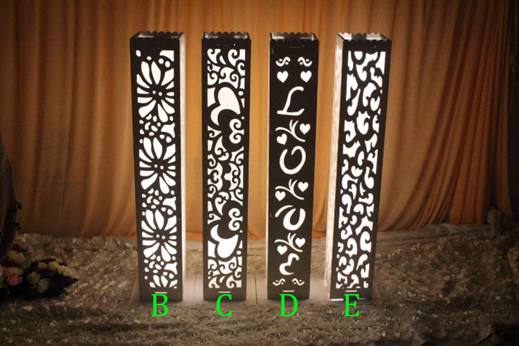 popular wedding pillars columns-buy cheap wedding pillars columns