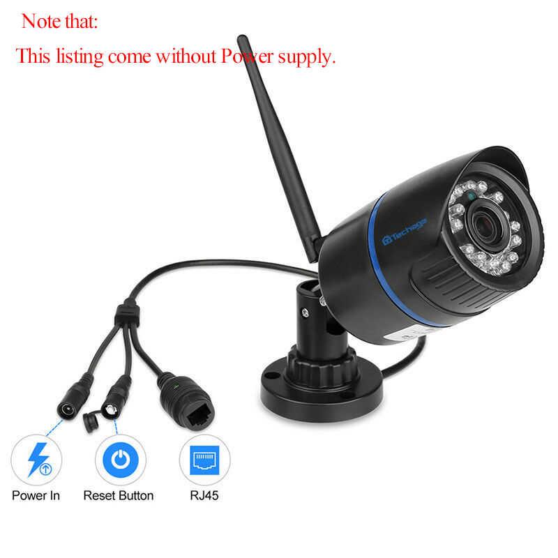 Techage Yoosee 1080P Wifi Аудио Звук SD карта Запись домашней безопасности CCTV Беспроводная ip-камера 32 Гб ночного видения видеонаблюдение