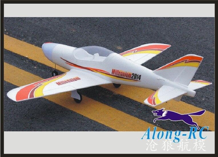 RC EPO เครื่องบินกีฬา RC เครื่องบินรุ่น RC HOBBY ของเล่น hover Millennium Master RC เครื่องบิน (มีชุดหรือ PNP ชุด)-ใน เครื่องบิน RC จาก ของเล่นและงานอดิเรก บน   2
