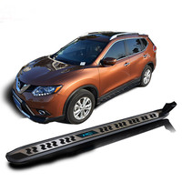 New Arrival Special Design Running Board Side Step Nerf Bar Suitable for Nissan X trail Rogue 2014 2015