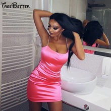 d63eaa51cd Bodycon Dress Satin Promotion-Shop for Promotional Bodycon Dress ...