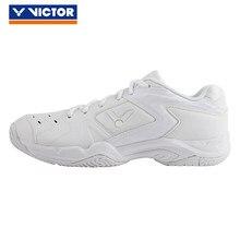 f96cc7e1647f2 Original Victor bádminton zapatos transpirables Zapatos blanco Anti  zapatilla de deporte estable zapatillas de deporte para los .