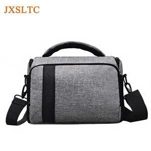 dbfd5ee87558 JXSLTC Camera Shoulder Bag Travel Portable Storage Bags