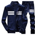 Homens Basculador Sportswear Moletom Com Capuz E Moletons Outono Inverno Terno Esportivo Mens Suor Ternos Marca Mens Fatos de Treino Definido