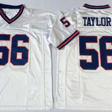 4b07c36ada8 Mens Retro star  56 Lawrence Taylor Embroidered 2019 Football Jersey(China)