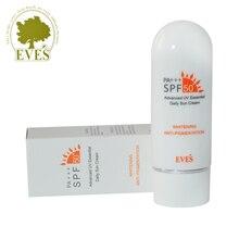 2016 Hot Sale Real Nivea Véspera da Coréia Do Sul o Isolamento da Radiação Uv Spf50 Facial Feminino Clareamento Protetor Solar Ao Ar Livre