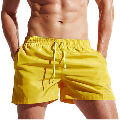 2017 Brand Board Shorts Swimwear Men Swim Shorts Mens Beach Shorts Swimming Trunks Quick Dry Bermuda Surf Sportswear Boardshorts