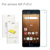 3pcs/lot For arrows NX F-01J , High Clear LCD Screen Protector Film Screen Protective Film Screen Guard For arrows NX F-01J