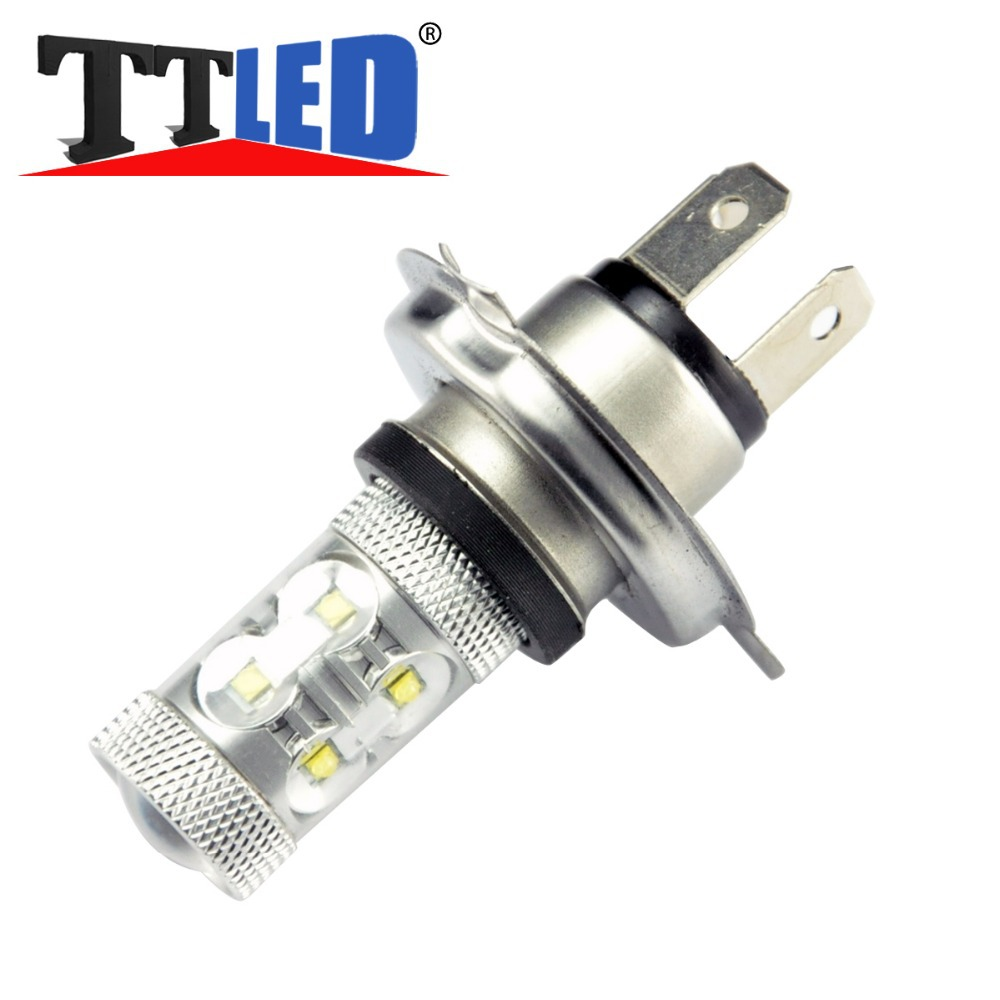 TRICOLOUR 2015 bulb xenon 50x h7 50w 6000k 12V H4 H7 Led lamp Auto led FOG light Driving Head DRL Bulbs #TJ25-2 - TT LED Co.,Ltd store