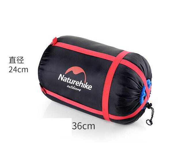 12a29f61fa25 US $8.73 |Naturehike Compression Sack for Sleeping Bag Lightweight Stuff  Sack Bag Outdoor Camping Hiking Travel Pack Storage Carry Bag-in Sleeping  ...