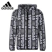 Original New Arrival Adidas NEO M FAV WB Men's jacket Hooded Sportswear