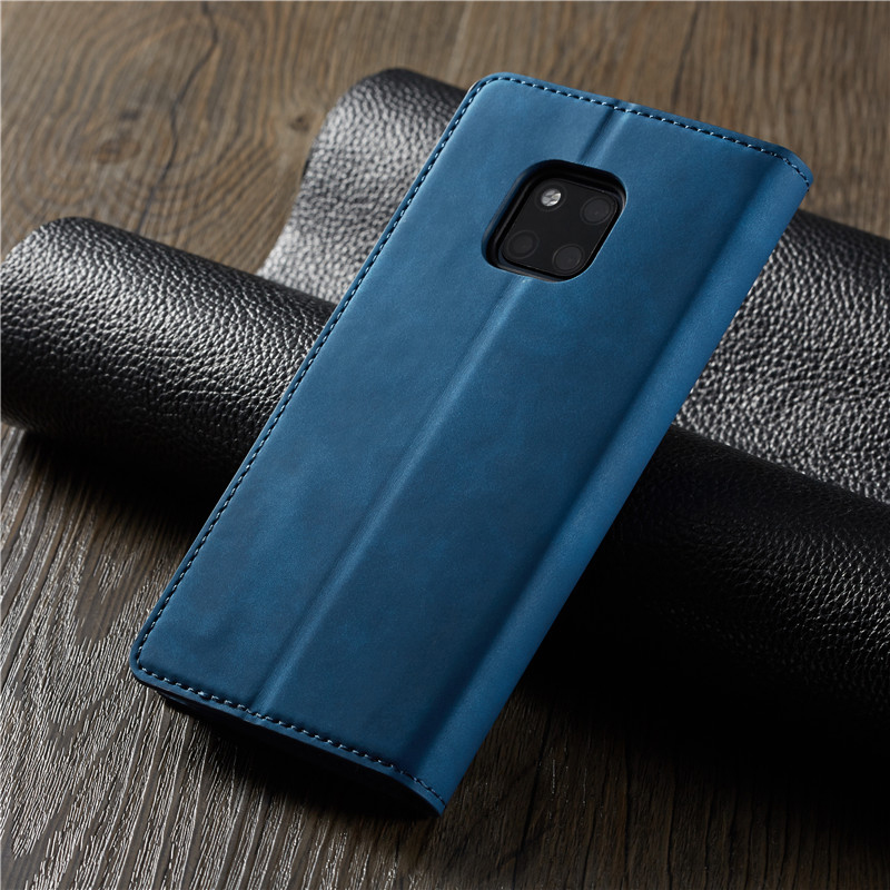 HTB1kfOuJNnaK1RjSZFtq6zC2VXab Magnetic Leather Case For Huawei Mate 20 30 P20 P30 Pro Lite P Smart Plus 2019 Honor10lite Wallet Flip P30pro Stand Cover Etui
