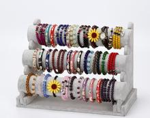 цены Free shipping jewelry display stand high quality Watch Bangle display holder Bracelet Organizer showcase rack