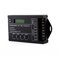 DC5V 12V 24V 30A Single Color LED Amplifier Data Signal Repeater 1CH 1 Channel Dimmer Power Amplifier for LED Strip Lights