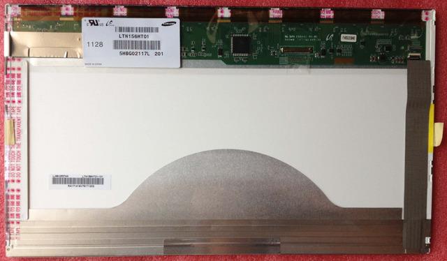 Envío gratis LTN156HT01 fit N156HGE-L21 LP156WF1 TLC1 LTN156HT02 B156HW01 B156HW02 1920 X 1080 nuevo LED LCD la pantalla del portátil pantalla