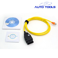 2017 ESYS Data Cable For B MW ENET Ethernet To OBD Interface E SYS ICOM Coding