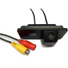 HD Waterproof Car Rear View Camera Backup Reverse Camera Parking Camera For VW POLO HATCHBACK MAGOTAN CC Bora Golf Beetle R-Line цена и фото