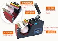11OZ multicolor cylinder cup heat press machine