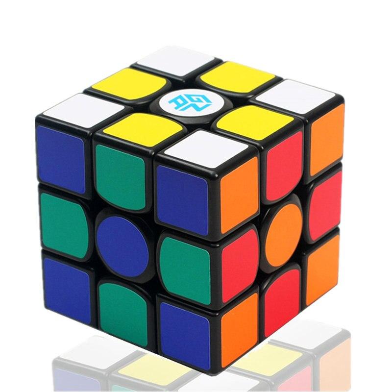 GAN 356 Aria 3x3x3 CUBO Master 3x3x3 Velocità Cubo Morbido Magia Professionale Cube Agitarsi Giocattoli Educativi Per I Bambini di Età