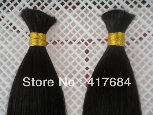 wholesales support human hair in bulk braiding virgin brazilian unprocessed