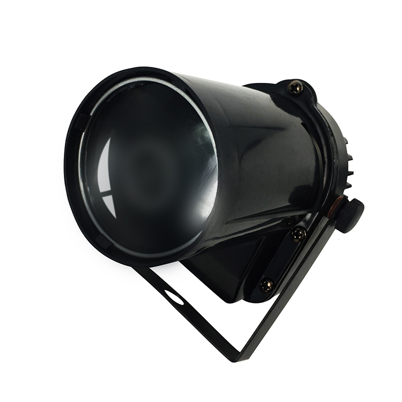 Spotlight LED RGBW 4in1 Led Pin Spot Beam 10W Lights For Mirror Ball For Atmosphere Of Disco DJ Party