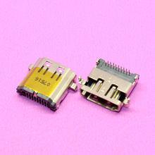 YuXi Yüksek kaliteli HDMI Dişi Soket 19pin HDMI Jakı Dizüstü acer/hp/lenovo vb HDMI Konektörü