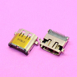 YuXi High quality HDMI Female Socket 19pin HDMI Jack For Laptop acer/ hp/ lenovo etc HDMI Connector