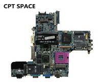 YTAI D630 IBQ00LA-3302P Rev:1.0(A00) laptop motherboard Independent 2 pieces video memory For Dell D630, test and free shipping