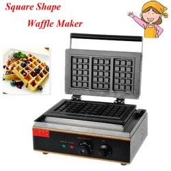 Electric Waffle Maker Commercial Waffle Baker Plaid Cake Furnace Machine Heating Machine FY-115