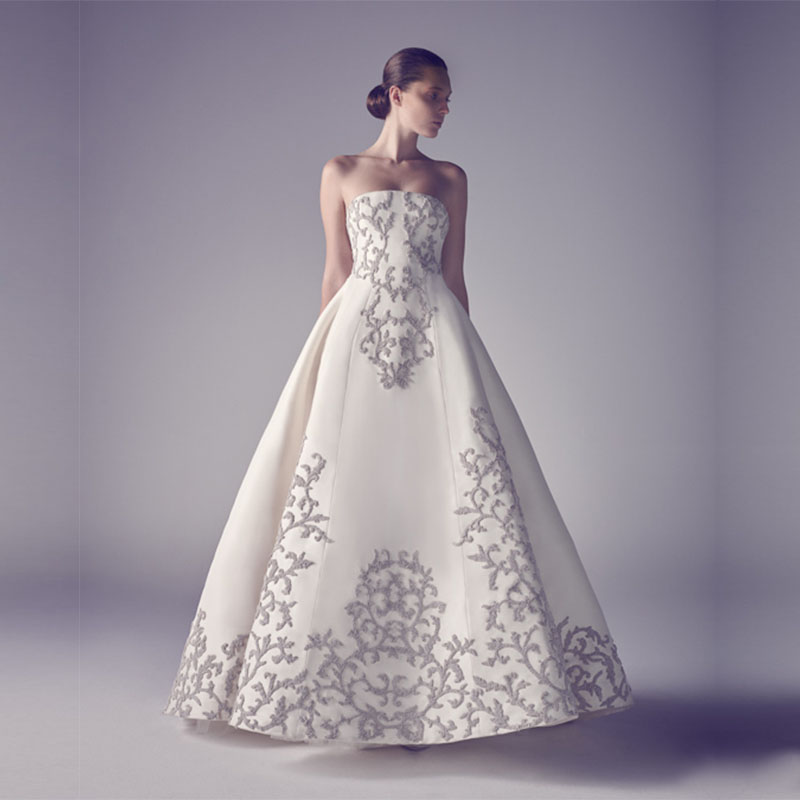 Online buy wholesale haute couture designers from china for Haute couture houses