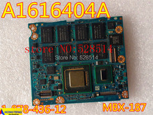 original MBX-187 Laptop motherboard for Sony a1616404a 1-878-436-12 100% Test ok