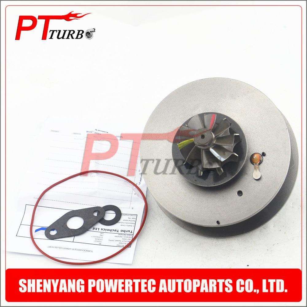 GT2052V NOUVEAU 752610 turbine noyau lcdp Pour Ford Transit VI 2.4 TDCi 103Kw 140Hp Puma 1435057 turbo chargeur cartouche 752610 -5025 s