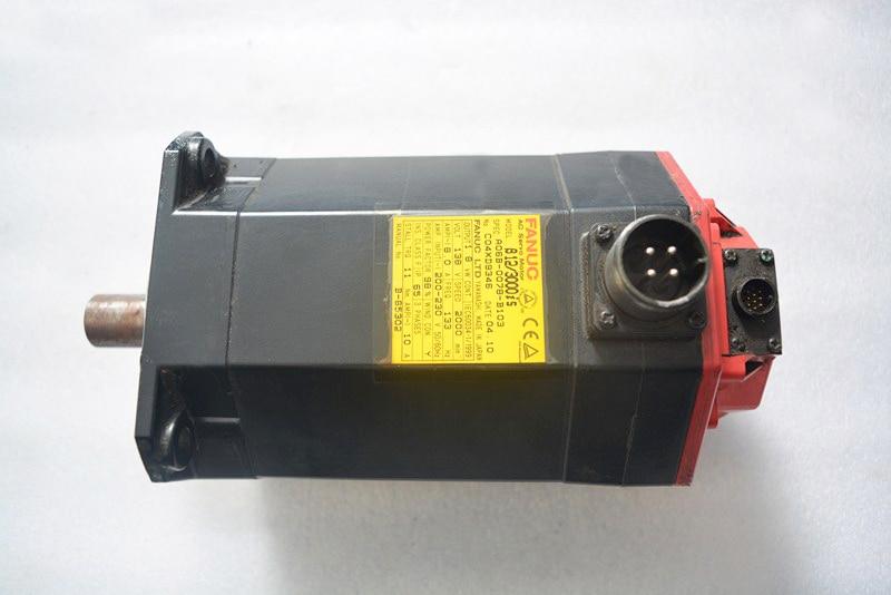 Lathe CNC machining center Alpha iF 8/3000 Fanuc AC servo
