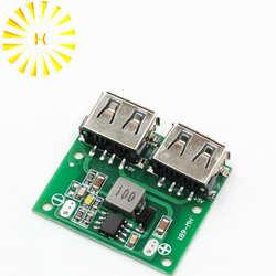 9 в 12 В 24 В до 5 В Step понижающее зарядное устройство Модуль питания двойной USB выход понижающее напряжение плата 3A автомобильный регулятор