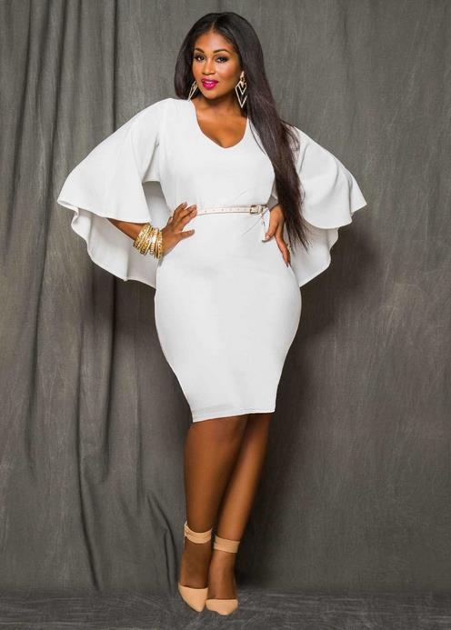 Chubby african women