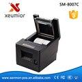 Alta Calidad de Impresión de 80mm Impresora Térmica de Recibos POS Impresora De Corte Automático Tienda de Impresora