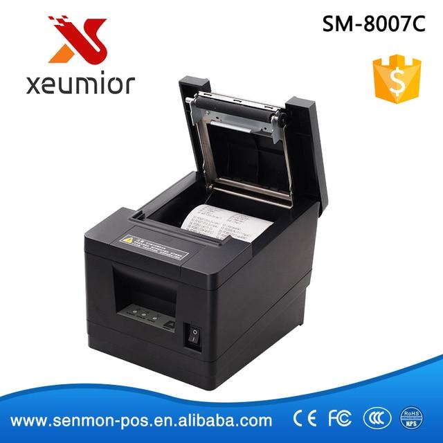 High Quality Printer 80mm Thermal Printer Receipt POS Printer Automatic Cutting Shop Printer