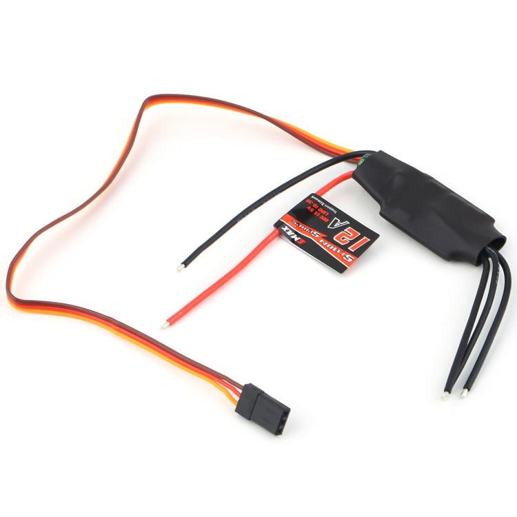 Emax SimonK 12A 20A 30A controlador de velocidad sin escobillas ESC para Mini FPV QAV250 Quadcopter con soporte de vídeo