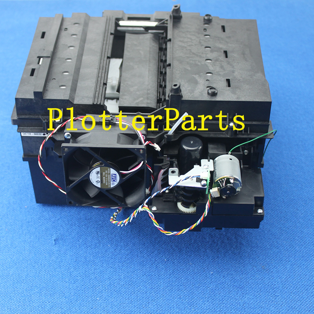 Q6718-67025 Q6675-60059 Q5669-67002 service station for HP DesignJet Z2100 Z3100 Z5200 original disassemble q6675 67033 new hard drive disk for designjet z2100 z3100 ps 160gb w fw sata hdd q6675 60121 q5670 67001