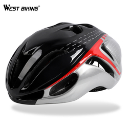 WEST BIKING kask rowerowy Ultralight integralnie formowany Road Mountain MTB rower kask rowerowy Capacete De Casco Ciclismo kask