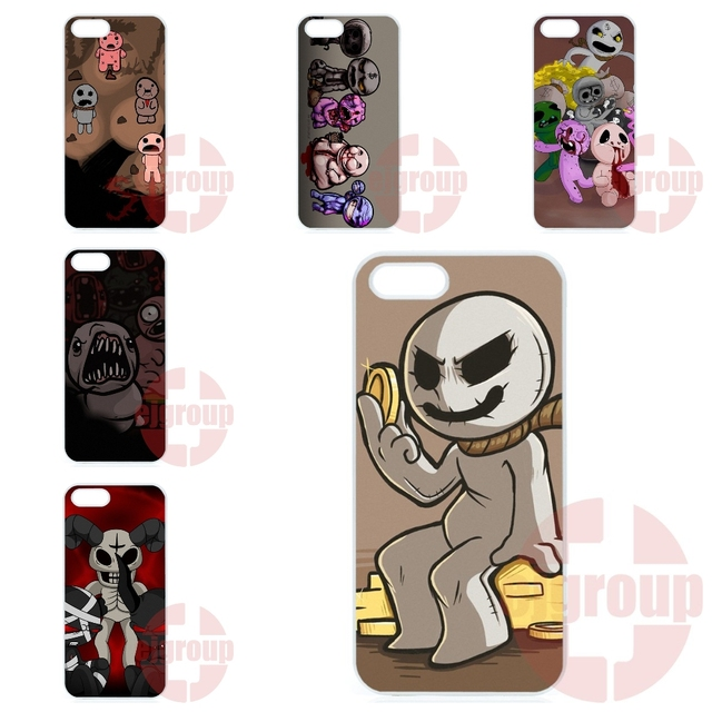 US $2 99 |Deadly Sins The Binding Of Isaac For Apple iPhone 4 4S 5 5C SE 6  6S 7 7S Plus 4 7 5 5 iPod Touch 4 5 6 Retail New Fashion on Aliexpress com