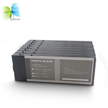 220ml ink cartridge filled with pigment ink for Epson Stylus pro 4000 printer цена в Москве и Питере